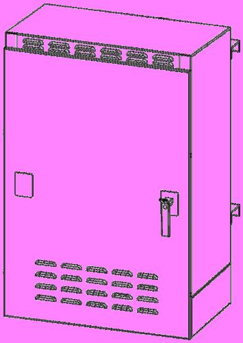 L24   24 Ru  Enclosure