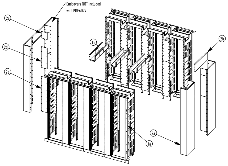HCU4D77 Exploded View