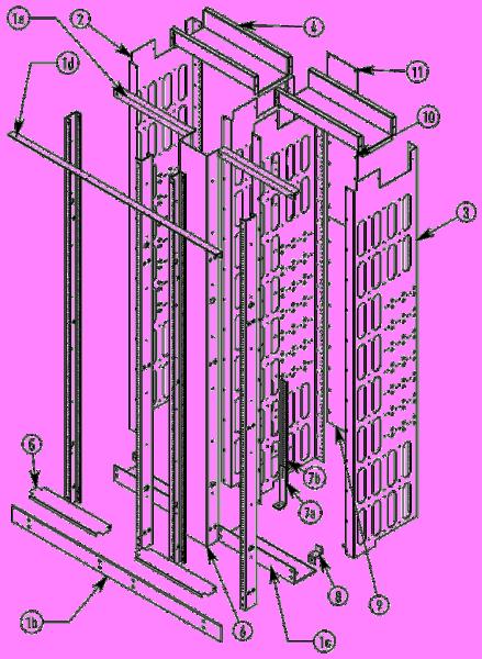 HCU2S77 Table Diagram