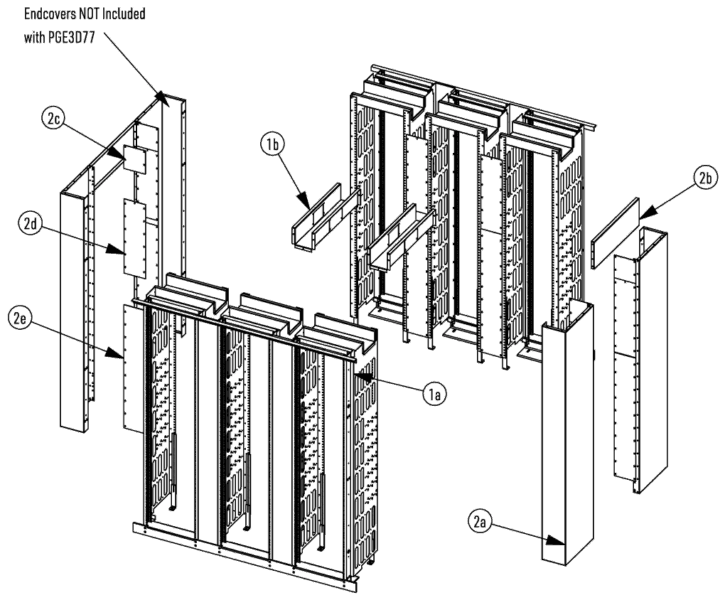 HCU3D77 Exploded View