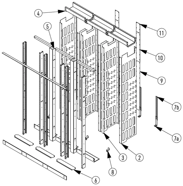 HCU3S37 Exploded View