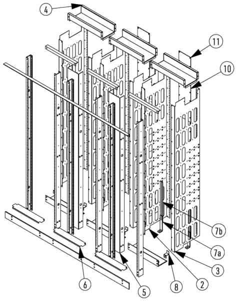 HCU3SS77 Exploded View