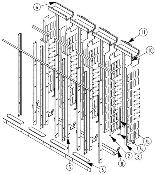 HCU4S77 Exploded View