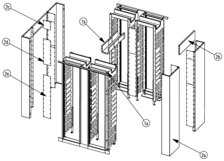 HCU2D77 Exploded View