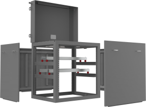 Termination Cab Exploded View